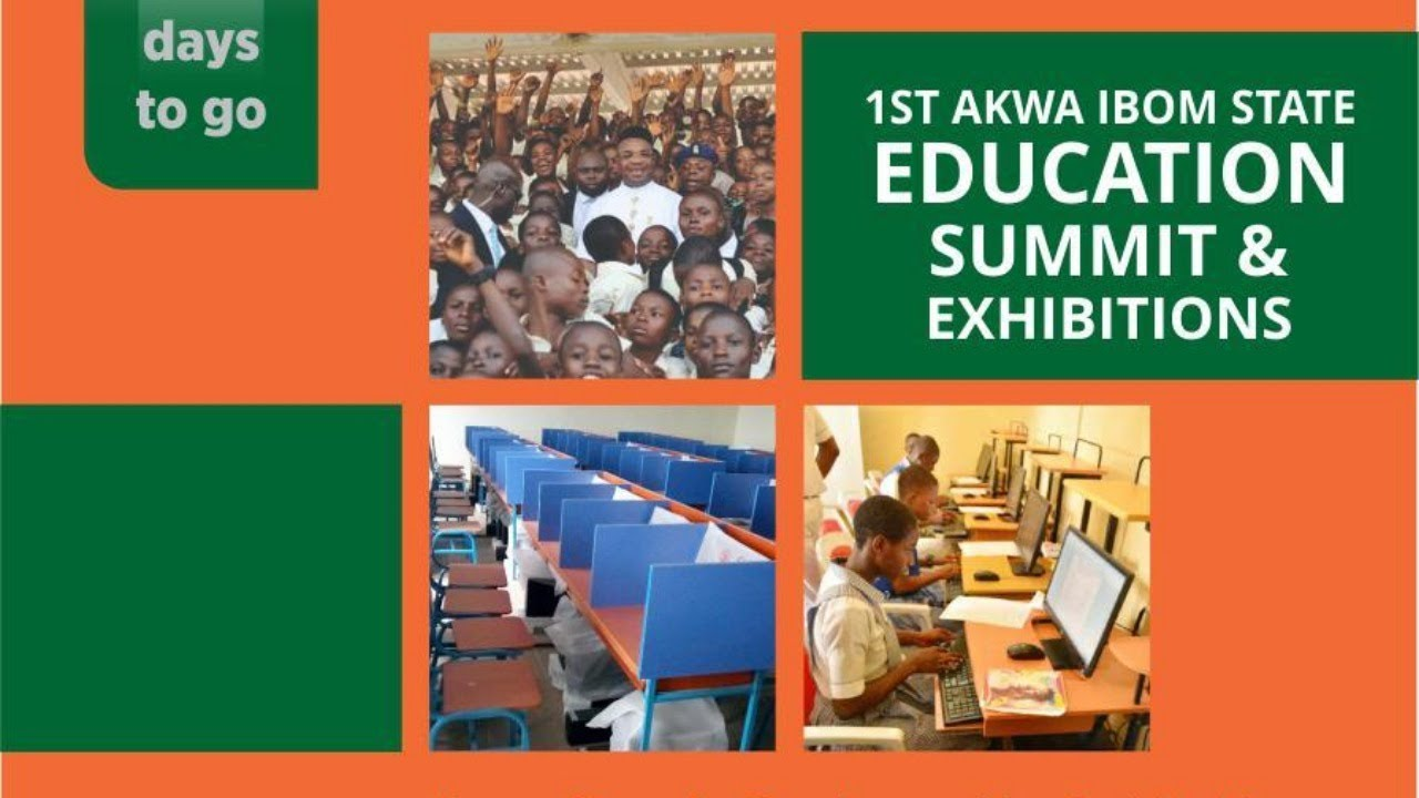 Video: 1st Akwa Ibom State Education Summit and Exhibitions