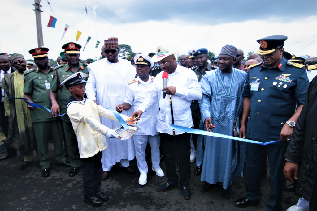 Nigerian Navy Military School, Ikot Ntuen In Oruk Anam Local