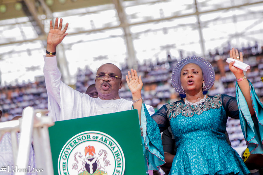 2019 Victory Service: Governor Emmanuel Pledges Commitments to More Service Delivery
