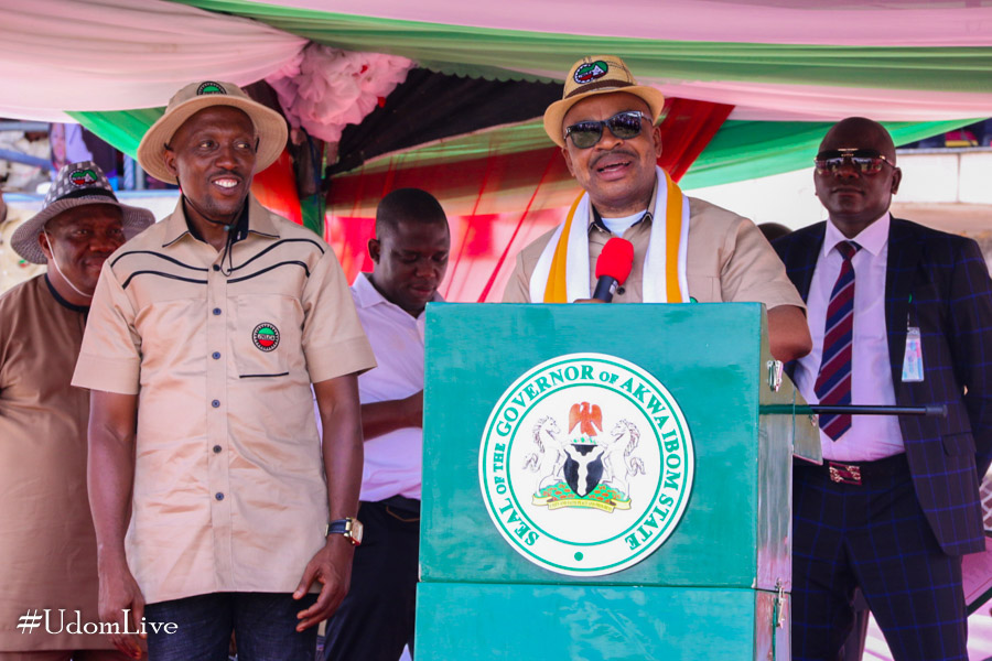 2019 Workers Day Speech by Governor Udom Emmanuel