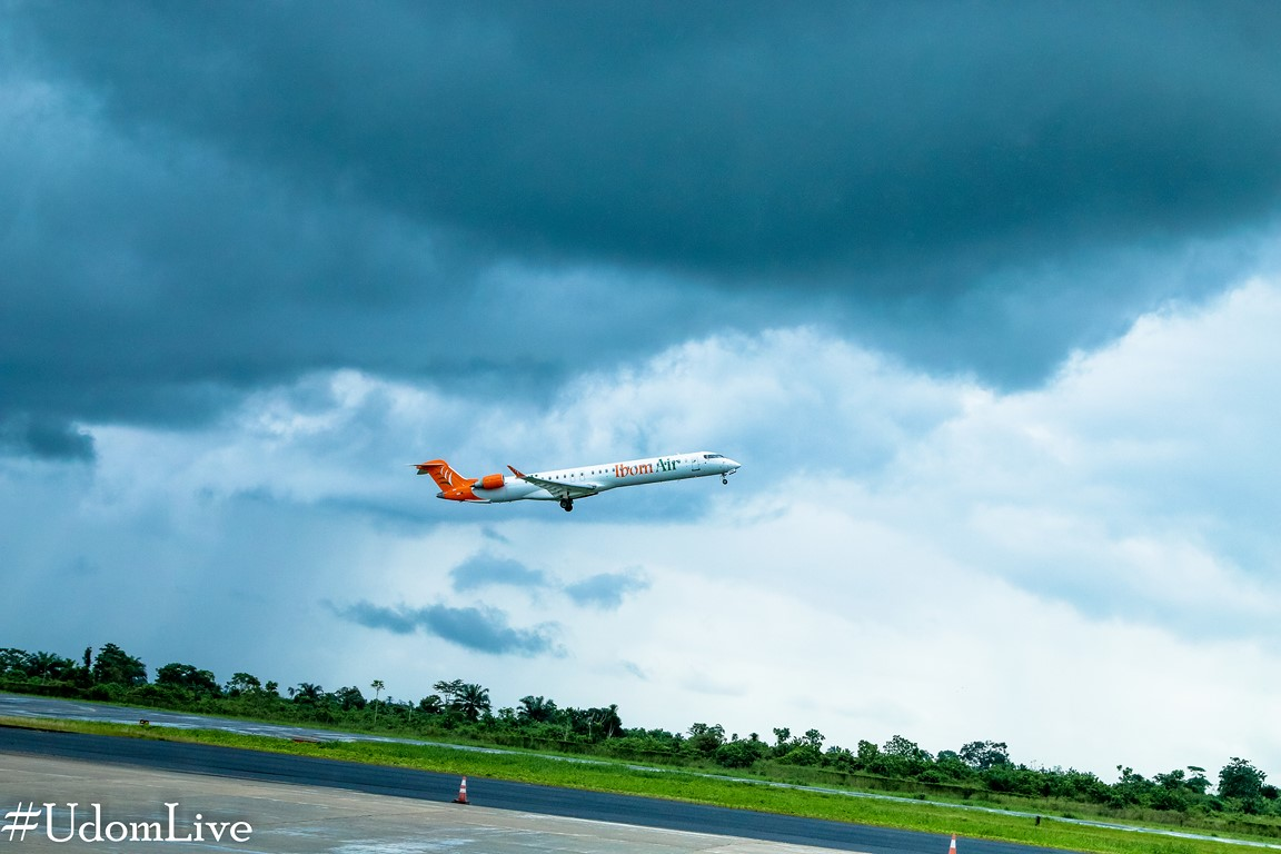 Akwa Ibom Airline takes off amidst celebration