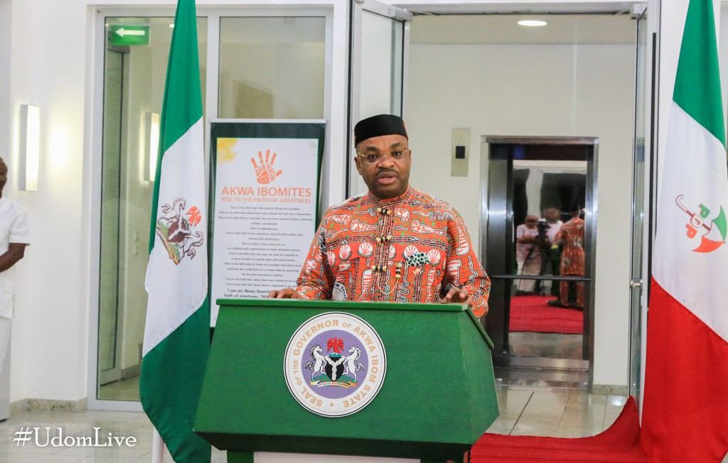 32nd Anniversary Speech by His Excellency, Mr. Udom Emmanuel