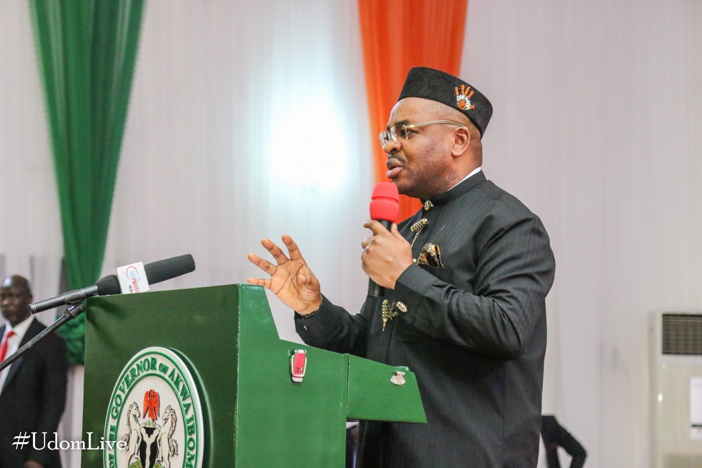 Pictures of the 1st Akwa Ibom State Education Summit and Exhibitions