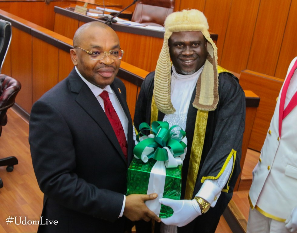 Gov Emmanuel Proposes N597,800 Budget For 2020