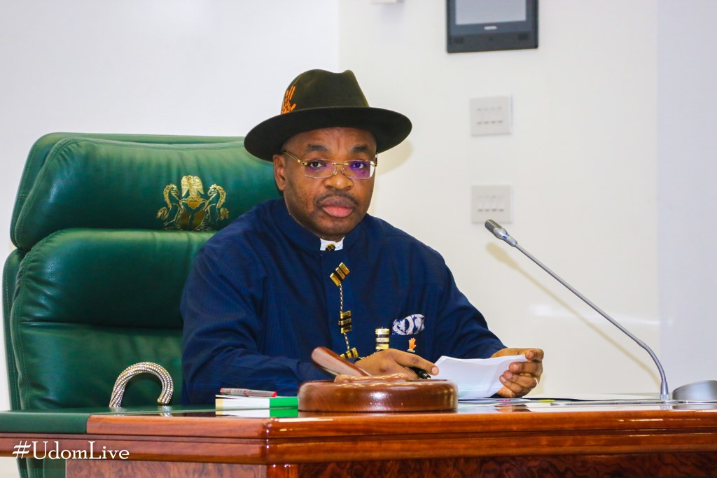 Breaking: Gov Emmanuel signs Executive Order proscribing Cultism and Other Violent Behaviour