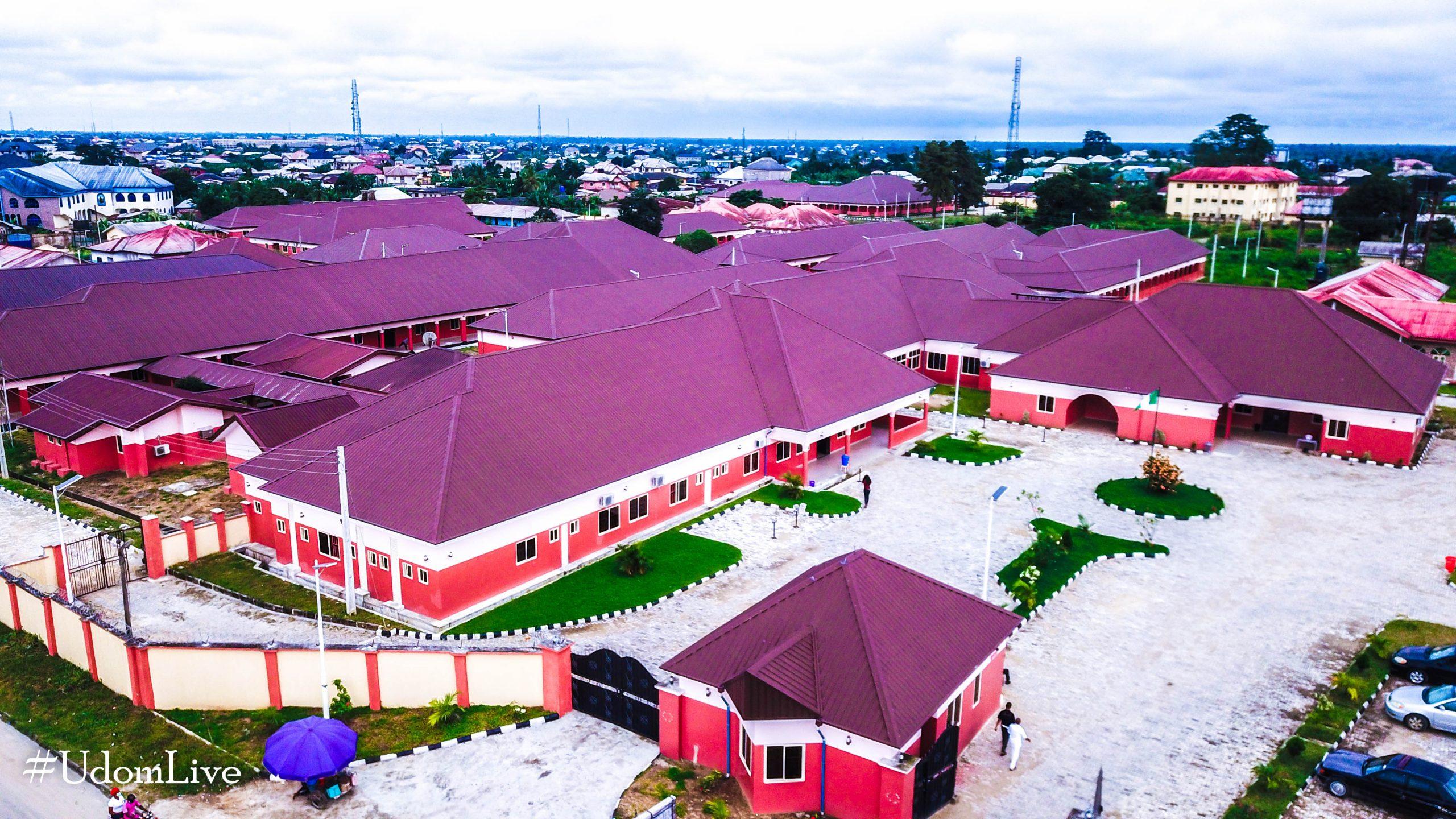 Remodeled and Re-equipped Immanuel General & Psychiatric Hospital Eket, L.G.Area