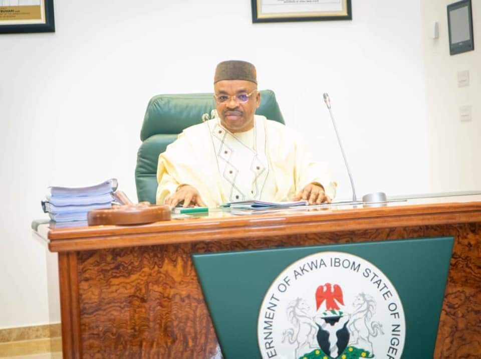Excerpts from the Akwa Ibom State Enlarged Executive Council meeting of Monday, 12 October, 2020