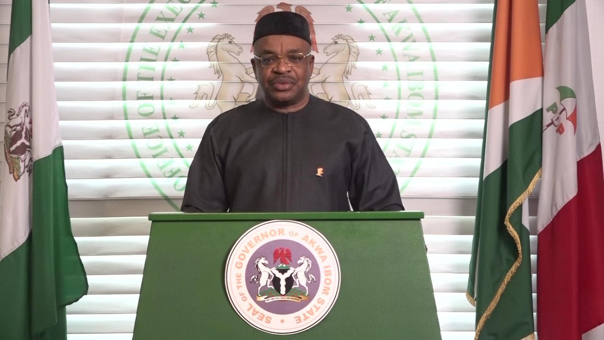6th Anniversary Text of Broadcast by His Excellency, Mr. Udom Emmanuel, Governor of Akwa Ibom State.